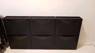 IKEA Shoe Box Shelves