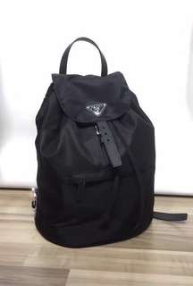 Prada Backpack 背包 100% Real and New 可免費陪同到專門店驗貨