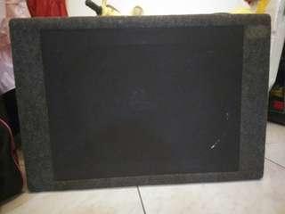 12吋 主動式 汽車音響 Audio Focus AB-150