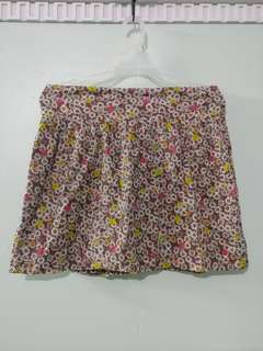 REPRICED! OLD NAVY floral skirt