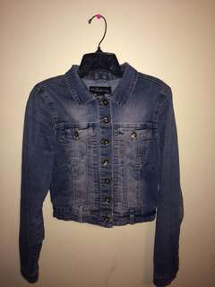 Cute Cropped Jean Jacket #10andunder