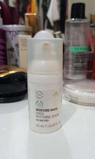 Bodyshop ori moisture white
