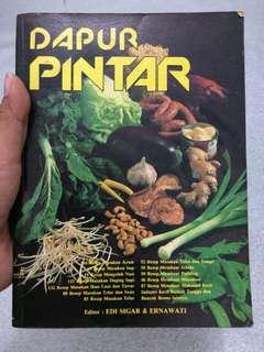 buku resep masakan jadul