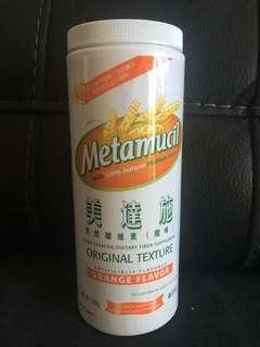 Metamucil 美達施 天然纖維素(橙味)
