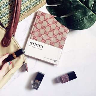 GUCCI Japan Limited Edition Notebook