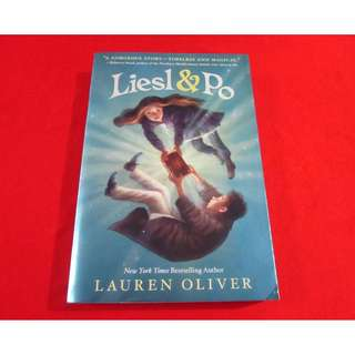 Liesl and Po by Lauren Oliver