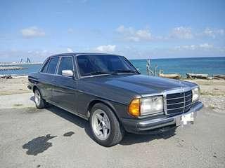 Benz W123 230E 1994年