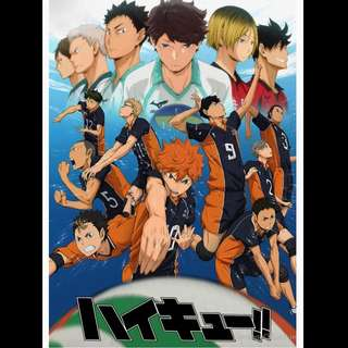 [Rent-TV-Series] Haikyuu!! (2014) [ANIME]