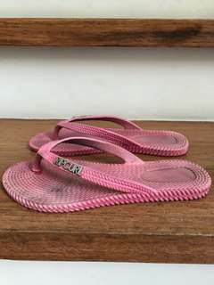Ripcurl Pink Beach Slippers