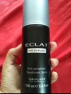 Eclat Homme Anti perspirant Deodorant Spray
