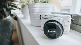 Canon EOS M10 Promo 0% Cicilan Tanpa Kartu Kredit