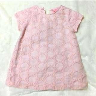 GINGERSNAPS DRESS Pink