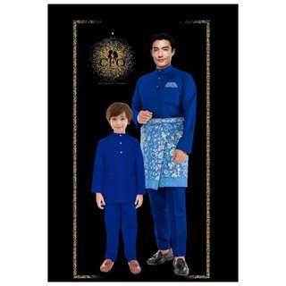 BAJU MELAYU DAD & KIDS ~READY STOK~ #raya
