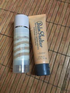 Tinted Moisturiser and BB Cream