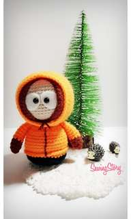 Handmade Kenny of South Park