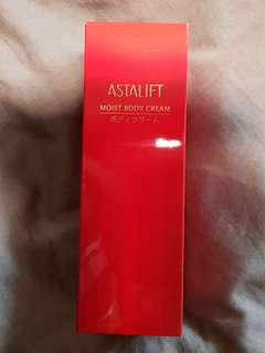Astalift Moist Body Cream (new)