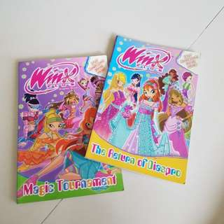 Winx Club Graphic Novel