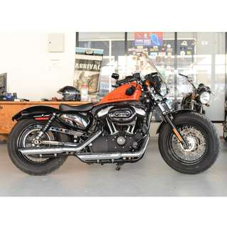 Harley Davidson Forty Eight 2013 (UNREG)