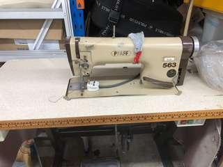 Pfaff industrial sewing machine.