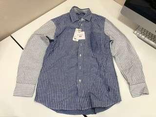 JW Anderson x Uniqlo men's shirt 男裝恤衫