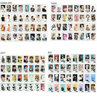 Lomo card 32pcs