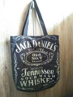 Jack Daniel Tote Bag