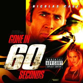 Various OST Soundtrack ‎– Gone In 60 Seconds: Music From The Motion Picture CD