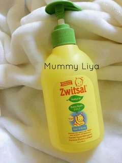 Zwitsal Baby Baby Bath 2 in 1