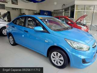 Hyundai Accent Lowest Downpayment!!!