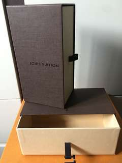 LV 太陽眼鏡盒2pcs