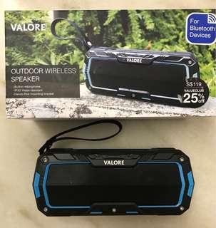 Bluetooth Speaker (Valore) with Box