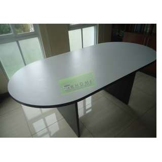 6 SEATER OVAL CONFERENCE TABLE--KHOMI
