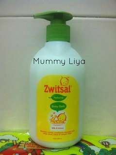 Baby Bath Milk & Honey