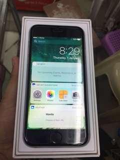 iphone 6 16gb f.u spacegray