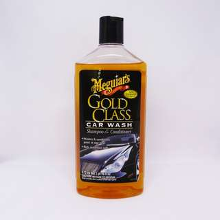 Meguiar's Gold Class Shampoo And Conditioner 473 ml