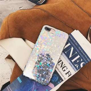 Shinning Holography iPhone 7/7+/8/8+/X Case
