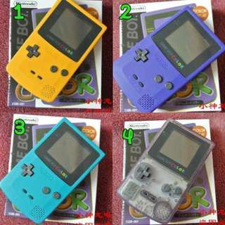 [INSTOCKS] BNIB Nintendo Gameboy Color