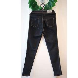 Daisy Denim Skinny High-Waist Jeans Sz 28
