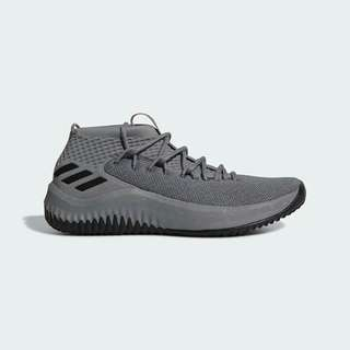 """Adidas Dame 4 """"Grey"""" Donovan Mitchell's Playoff Shoes"""