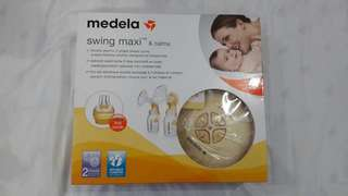 Medela Swing Maxi Breast Pump (plus Calma)