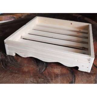 Wood Tray (Bundle 5pcs)