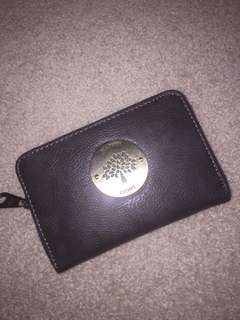 cute mulberry wallet