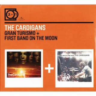 The Cardigans – Gran Turismo + First Band On The Moon 2CD
