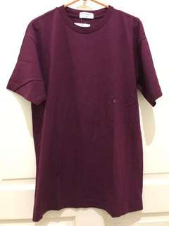 NEW baju cowok Giordano size XS