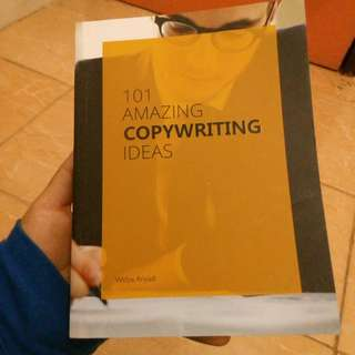 Buku CopyWriting Terbitan Gramed