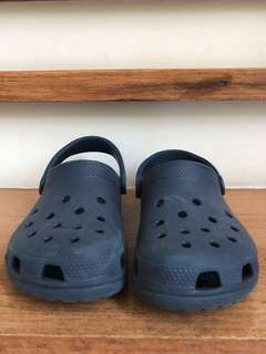 Crocs Dark Blue