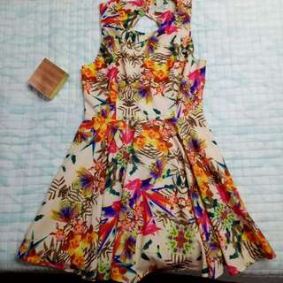 Love culture dress from US