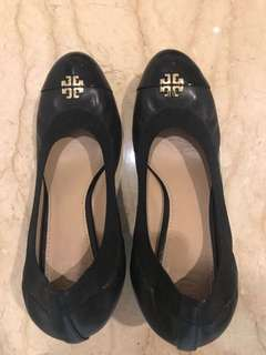 Authentic pre💕 Tory burch shoes like new