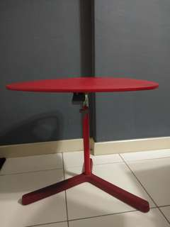 Ikea DAVE adjustable laptop table