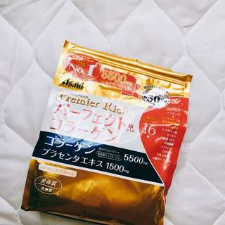 🇯🇵日本Asahi膠原蛋白金色升級版!50日